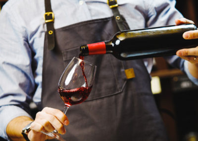 bar à vin à tain l'hermitage