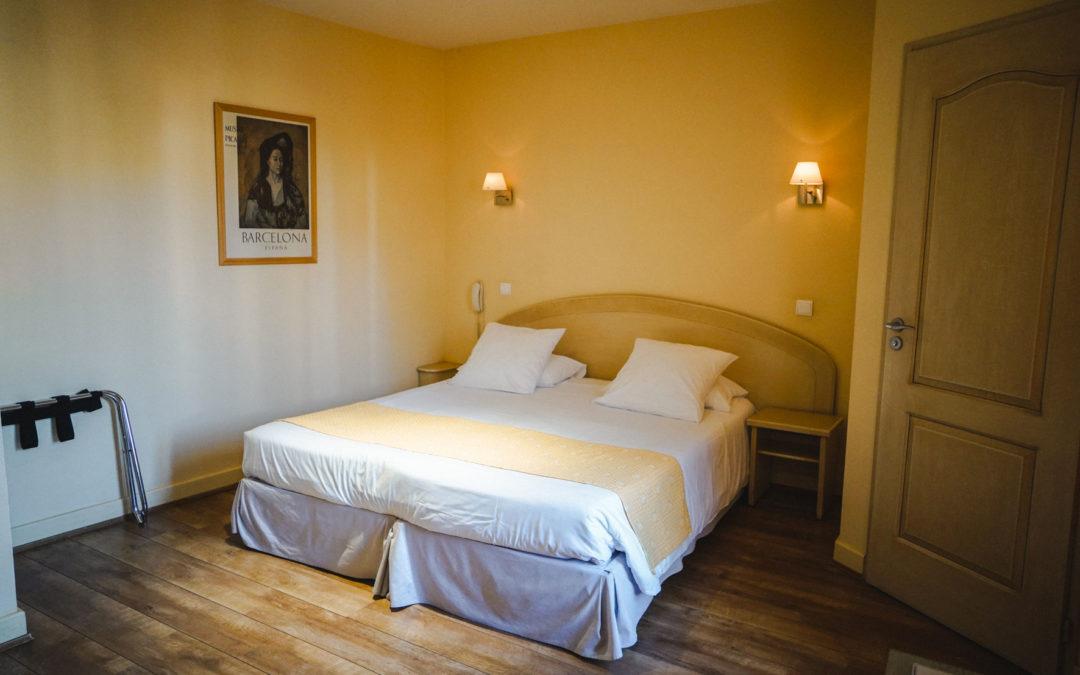 chambre d'hotel de tain l'hermitage