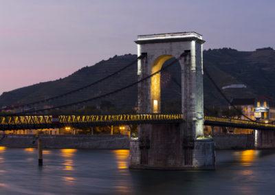 pont de tain l'hermitage
